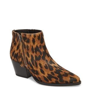 Sam Edelman Walden Leopard Size 8